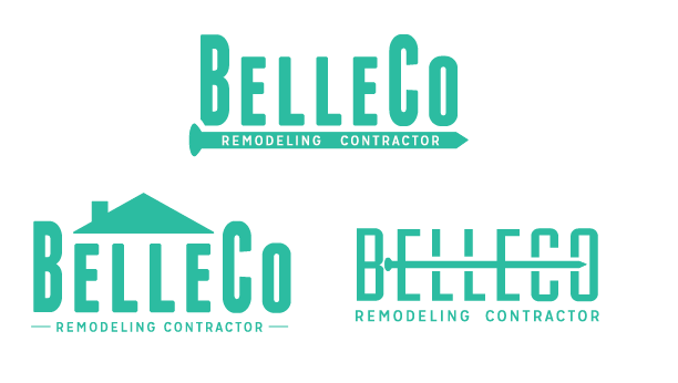 BelleCo / Self Logo - image 4 - student project