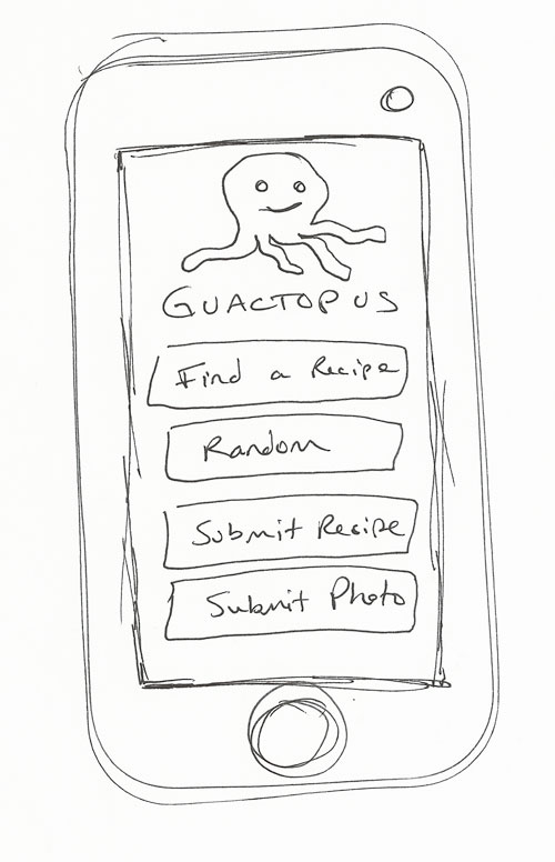 Guactopus - image 1 - student project