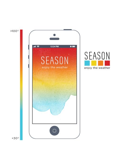 Season : Enjoy The Weather - image 3 - student project
