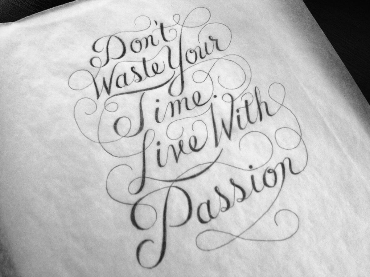 Live With Passion - image 3 - student project
