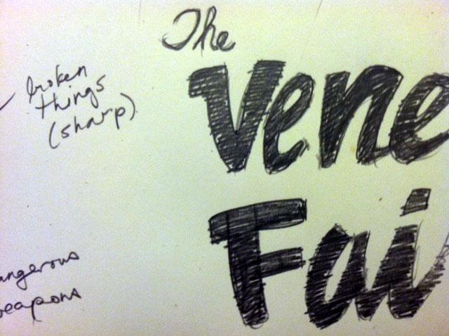 The Venetia Fair Tour Poster - image 7 - student project