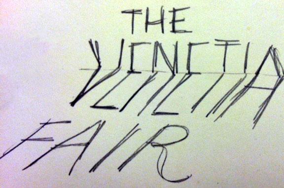 The Venetia Fair Tour Poster - image 4 - student project