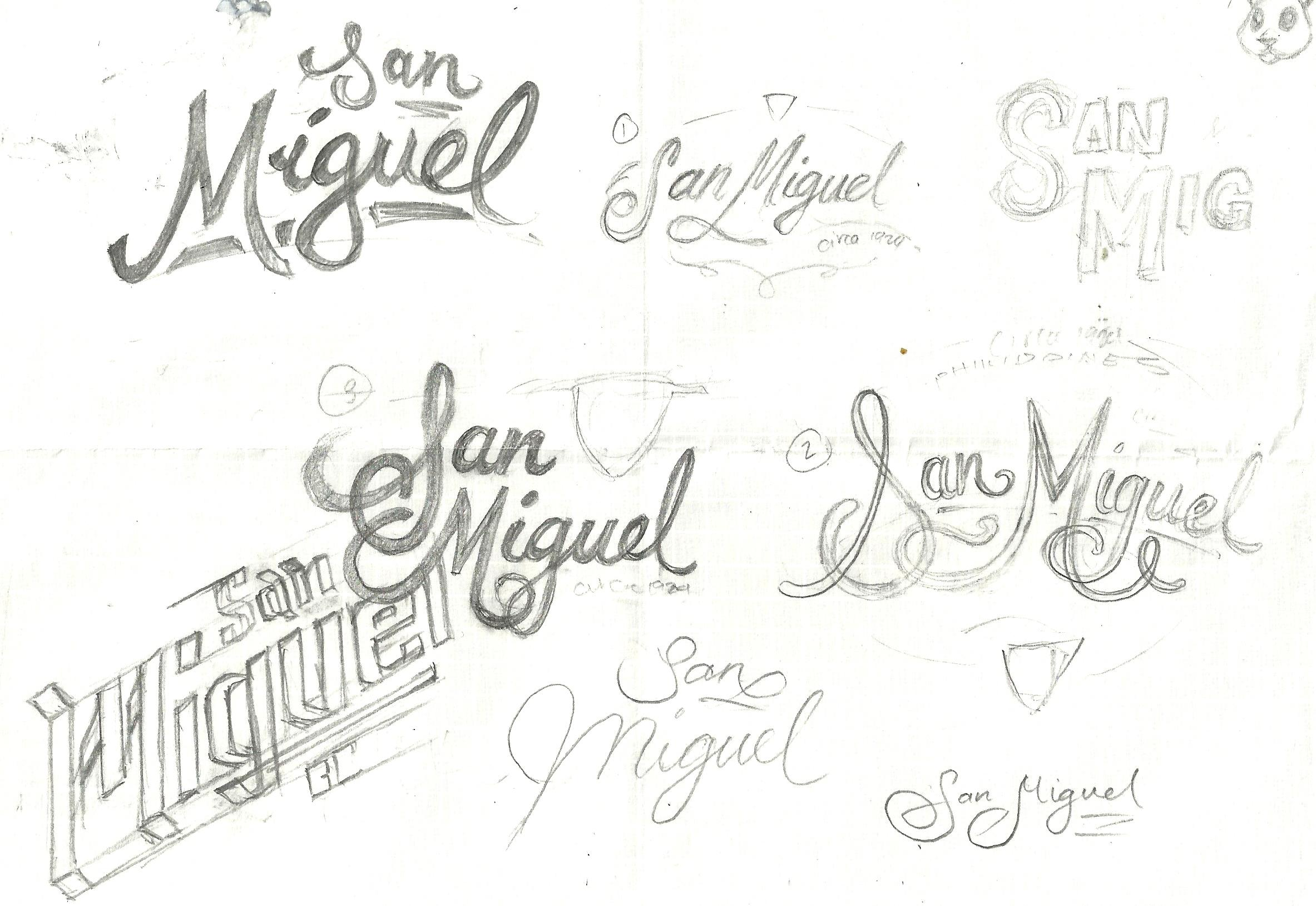 San Miguel Beer - image 1 - student project