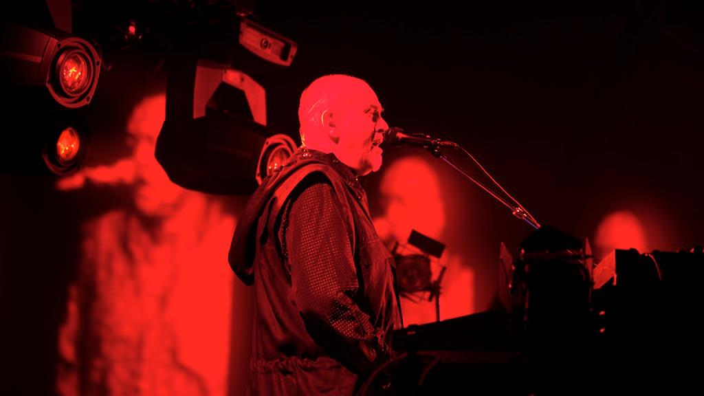 Peter Gabriel - Back to Front Tour (Europe) - image 2 - student project