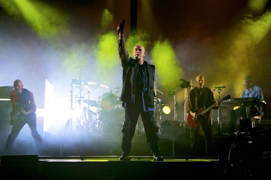Peter Gabriel - Back to Front Tour (Europe) - image 3 - student project