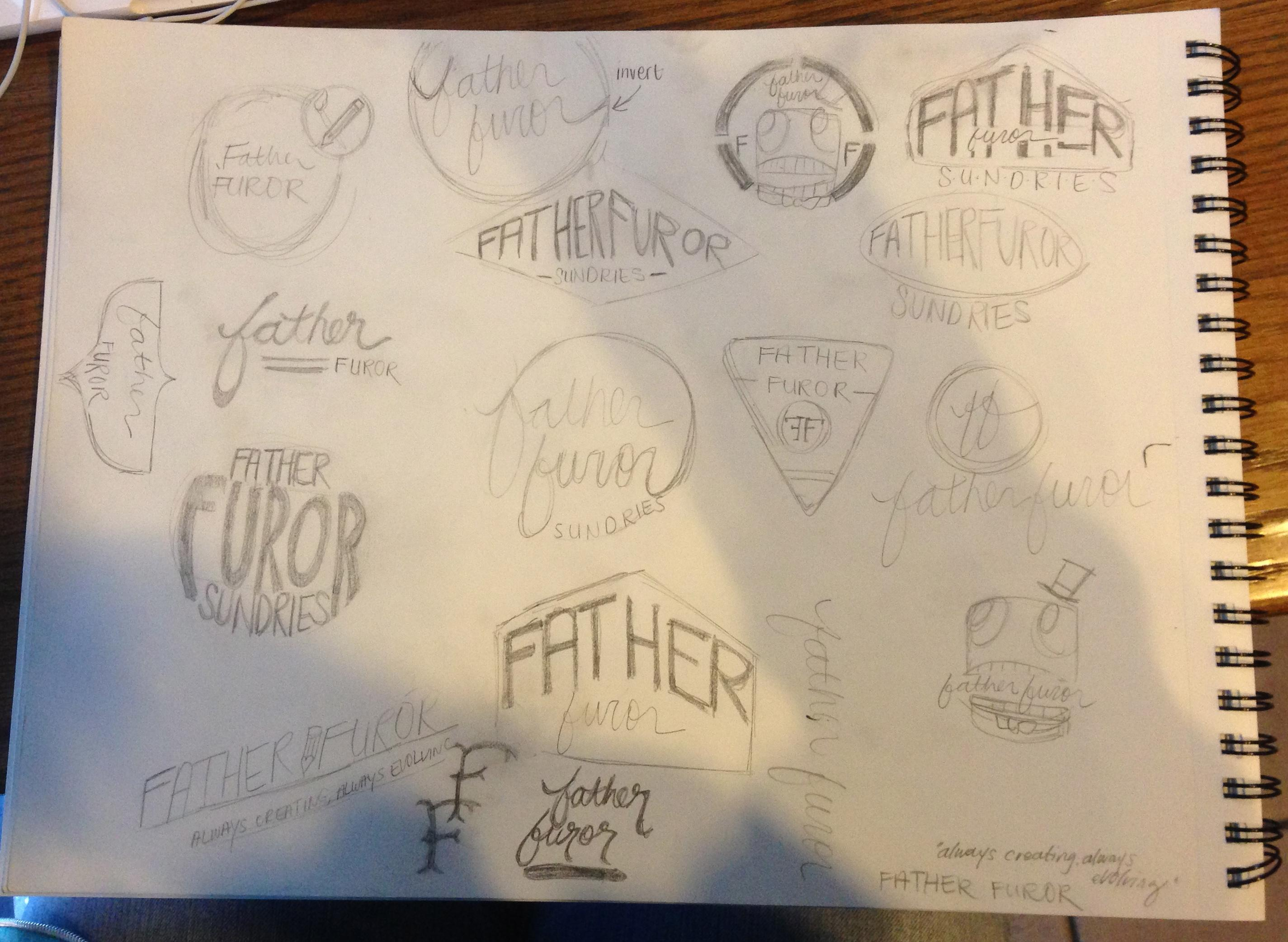 father furor sundries (clothing and various apparels) - image 1 - student project