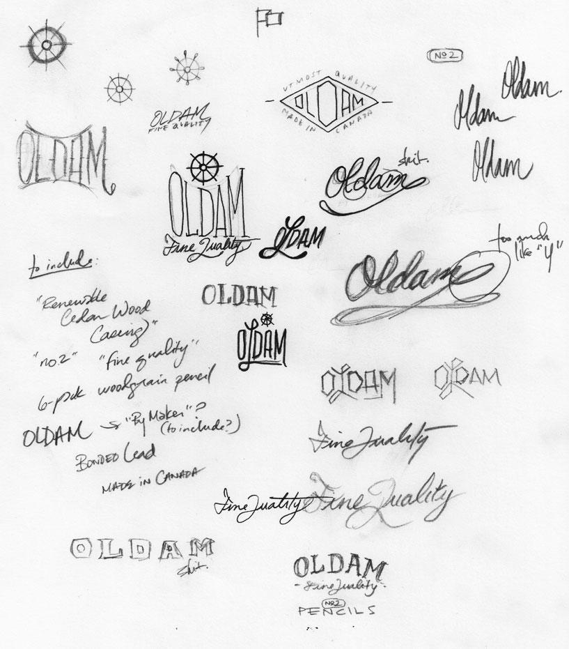 Oldam Pencils - image 3 - student project