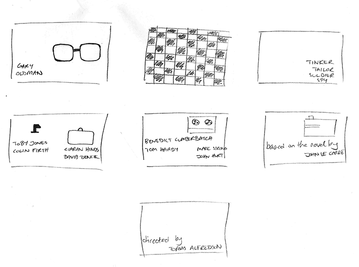 Title Sequence for Tinker Tailor Soldier Spy - image 2 - student project