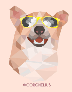 Ode to @Corgnelius - image 1 - student project