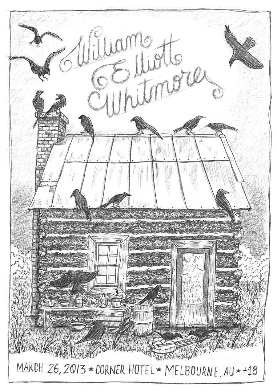 William Elliott Whitmore - image 1 - student project