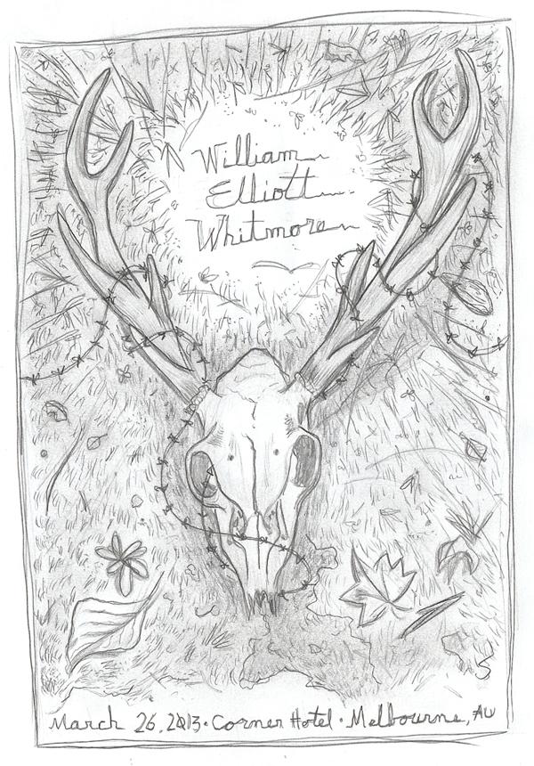 William Elliott Whitmore - image 5 - student project