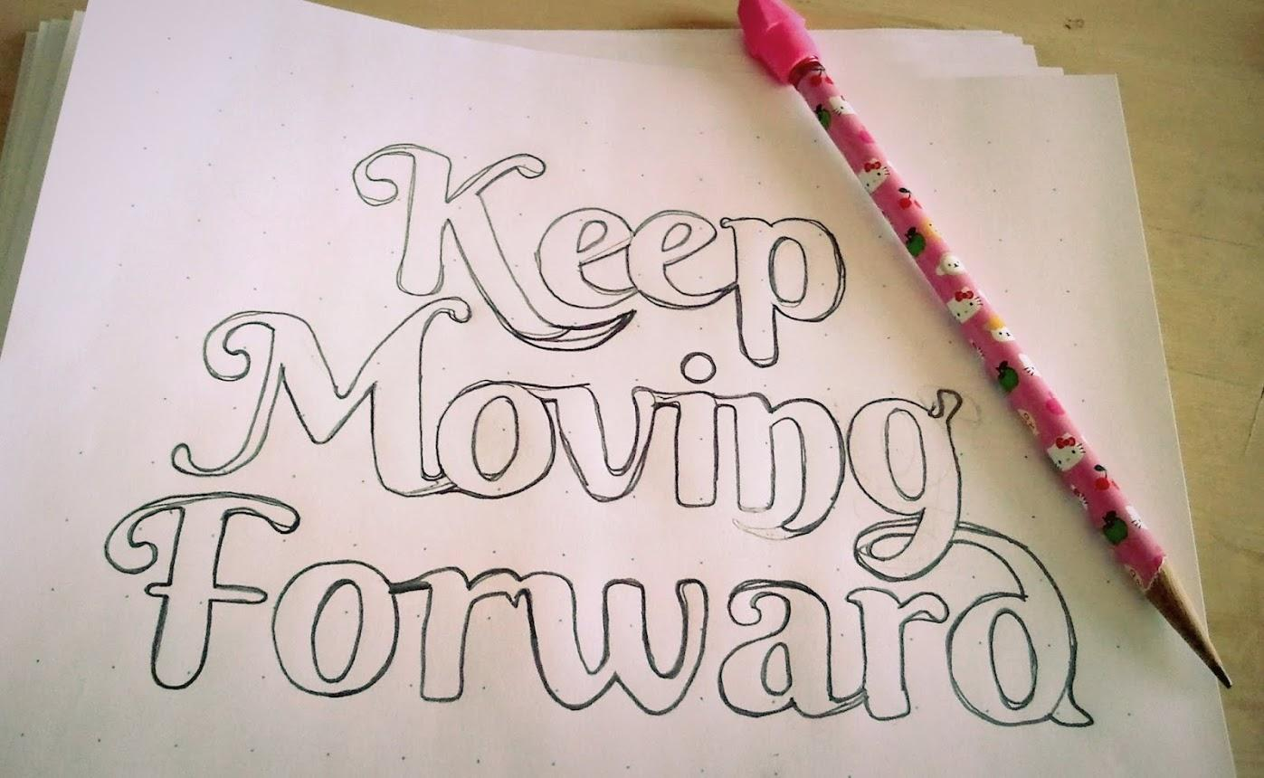 Keep Moving Forward - image 1 - student project