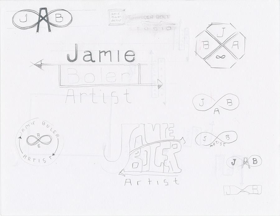 Jamie Boler Artist  - image 3 - student project