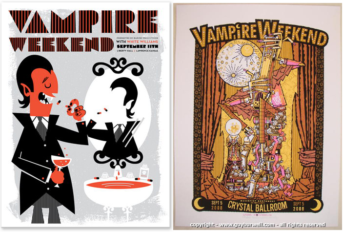 Vampire Weekend - Modern Vampires of the City - image 3 - student project