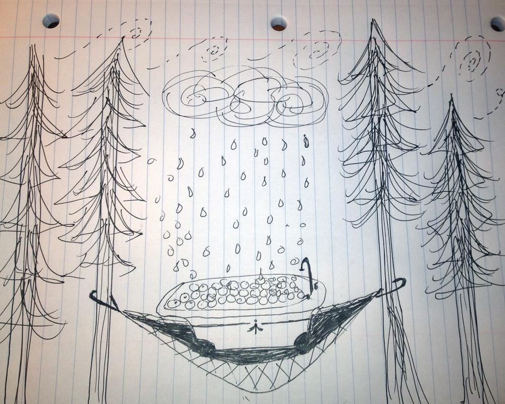 redwoods and bubble baths - image 1 - student project