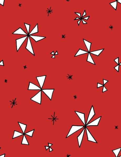 Pinwheel Stars - image 3 - student project