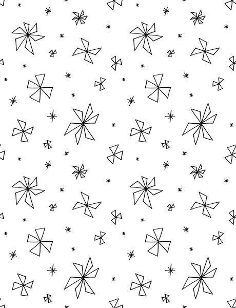 Pinwheel Stars - image 2 - student project