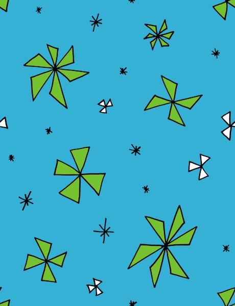 Pinwheel Stars - image 5 - student project