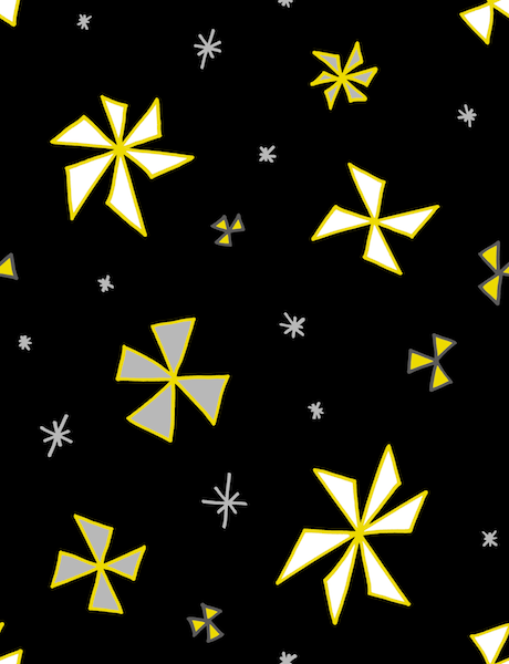 Pinwheel Stars - image 6 - student project