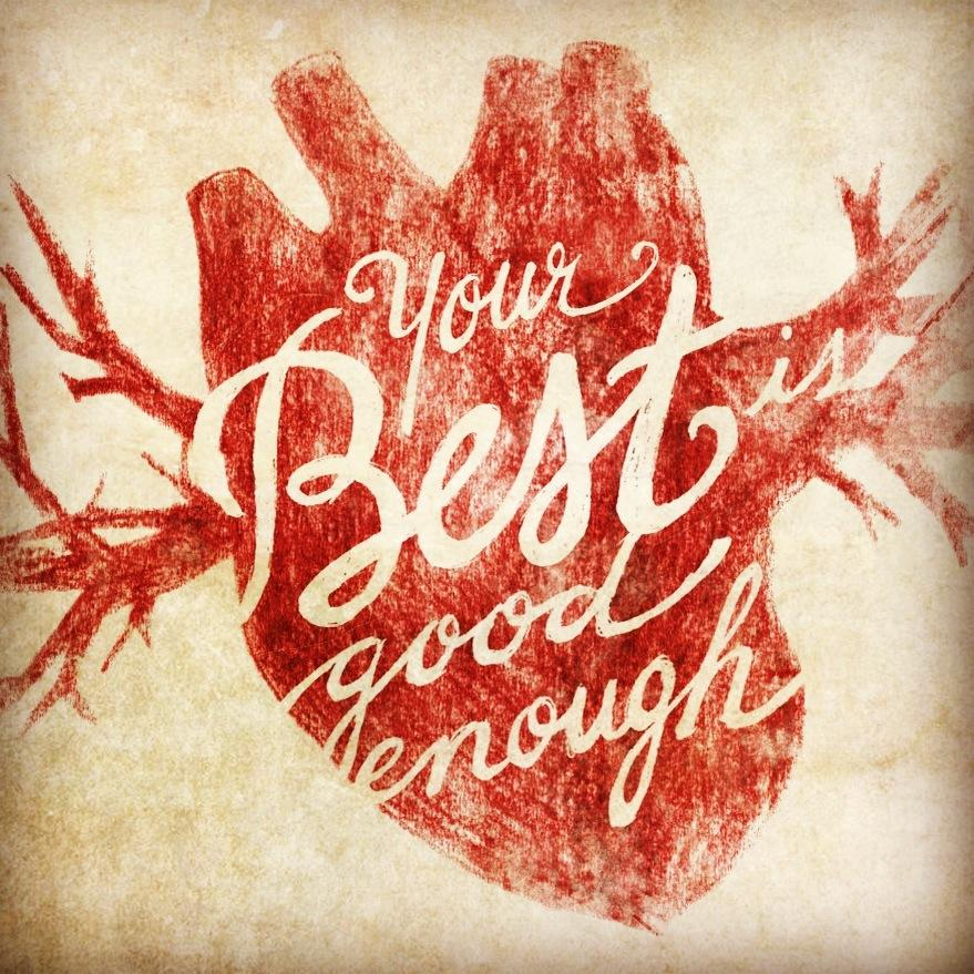 Your Best is Good Enough - image 10 - student project