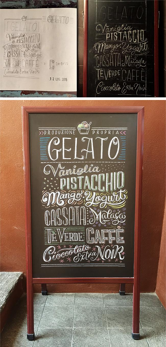 Gelato and Coffee - image 1 - student project