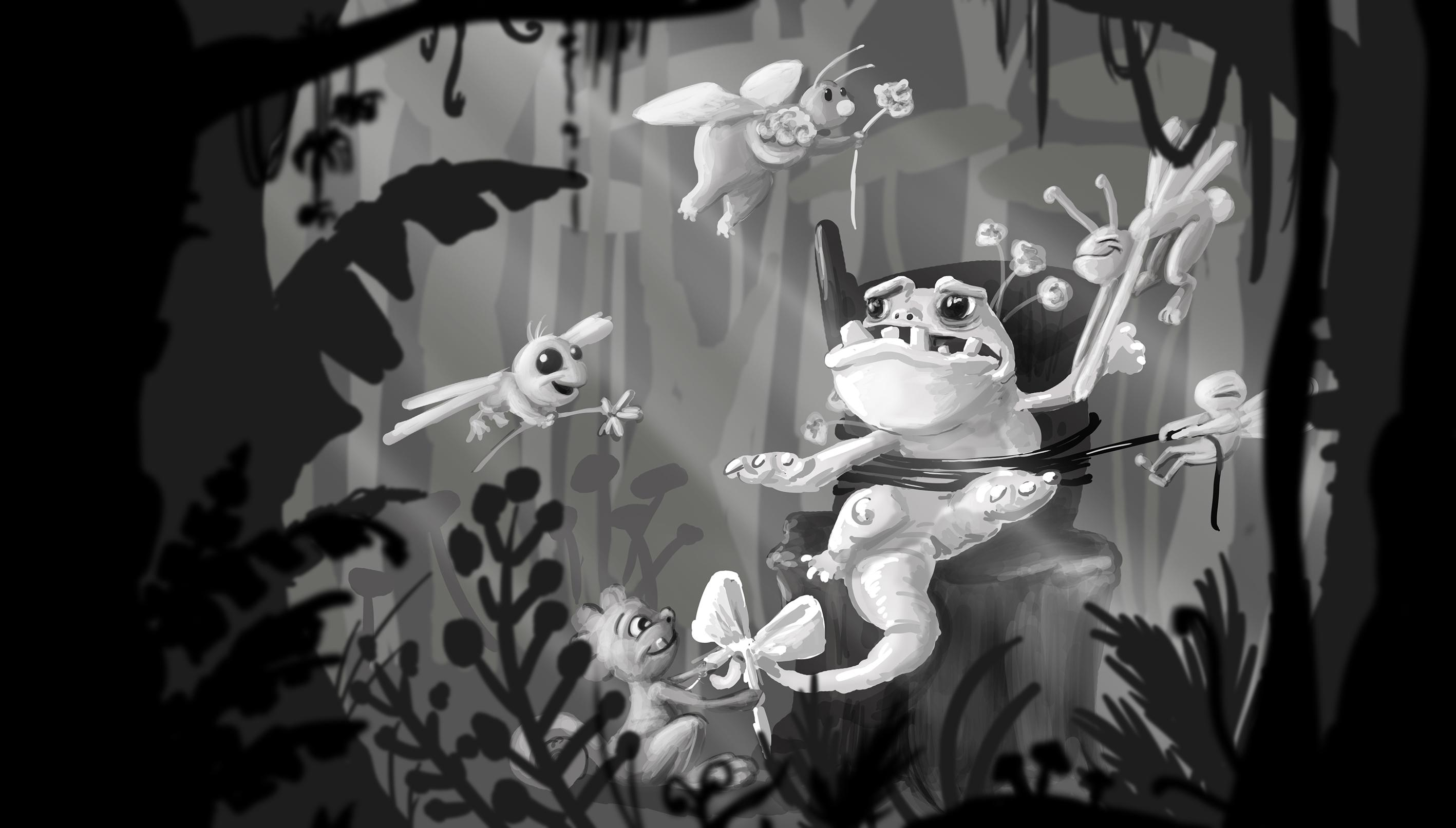 Cheeky Critters - image 1 - student project