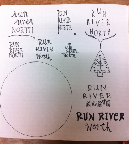 Run River North - image 1 - student project