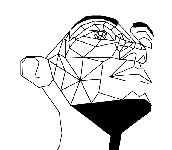 Geometric Face - image 2 - student project