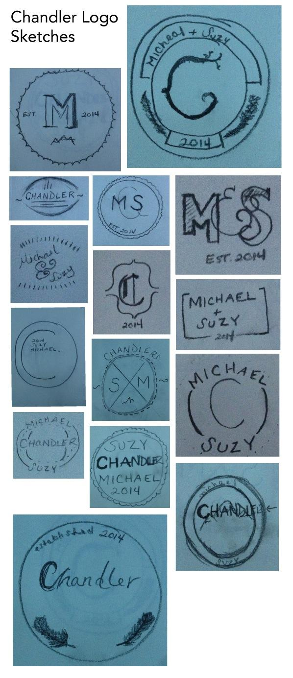Chandler Family Logo - image 2 - student project