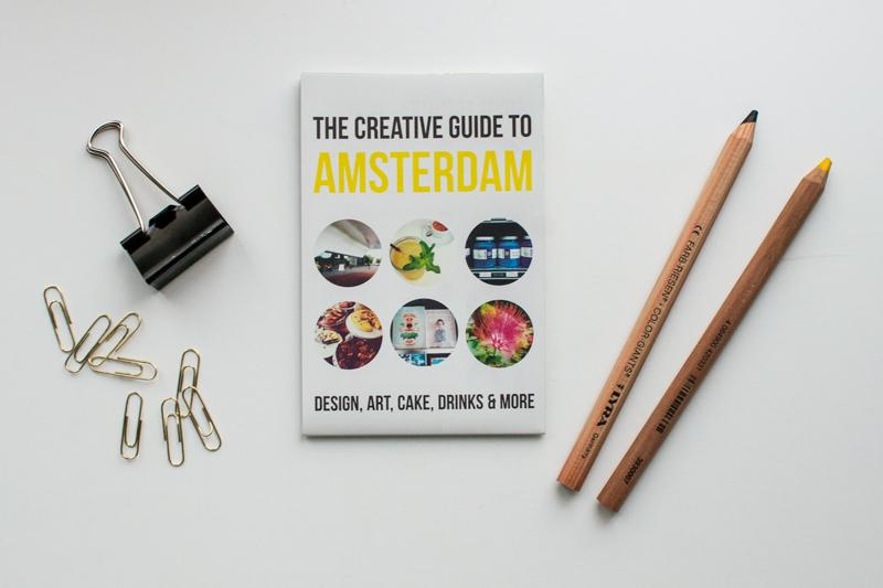 The Creative Guide to Amsterdam - image 1 - student project