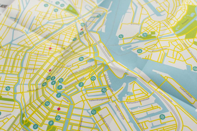 The Creative Guide to Amsterdam - image 2 - student project