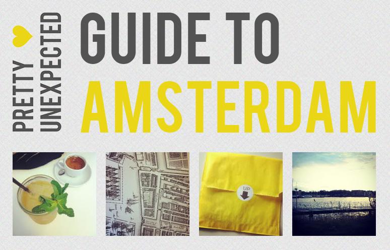 The Creative Guide to Amsterdam - image 3 - student project
