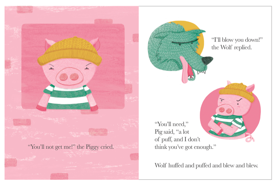 SAMPLE PROJECT: The Three Little Pigs - image 6 - student project