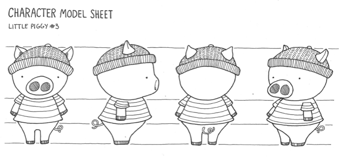 SAMPLE PROJECT: The Three Little Pigs - image 3 - student project