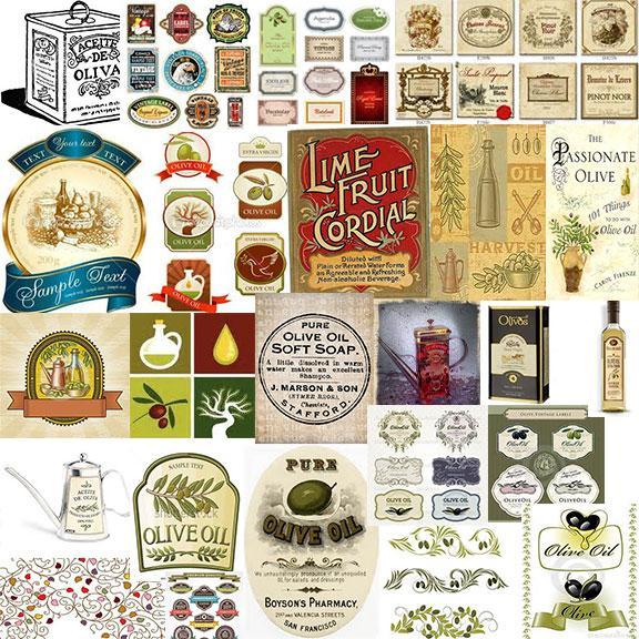 Tassos Label Design - image 2 - student project