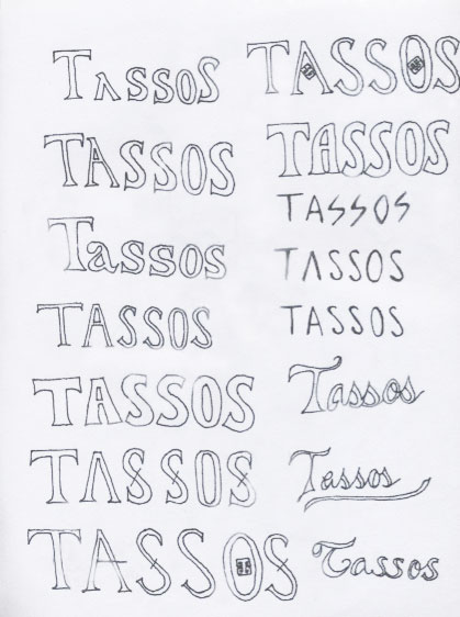 Tassos Label Design - image 4 - student project