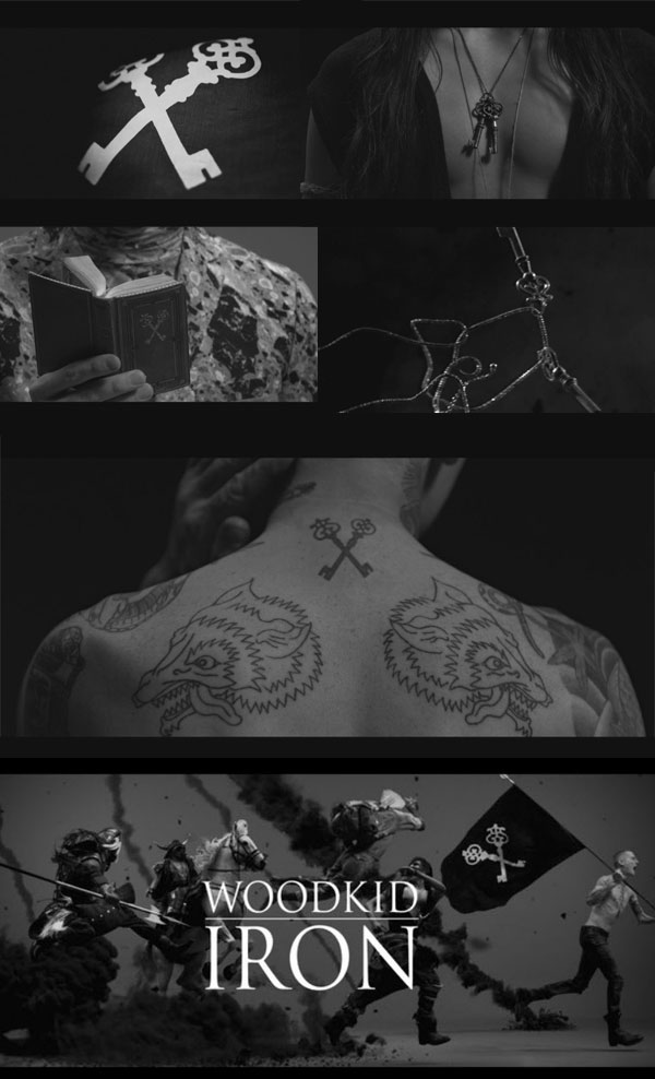 WOODKID -- The Golden Age Tour - image 2 - student project