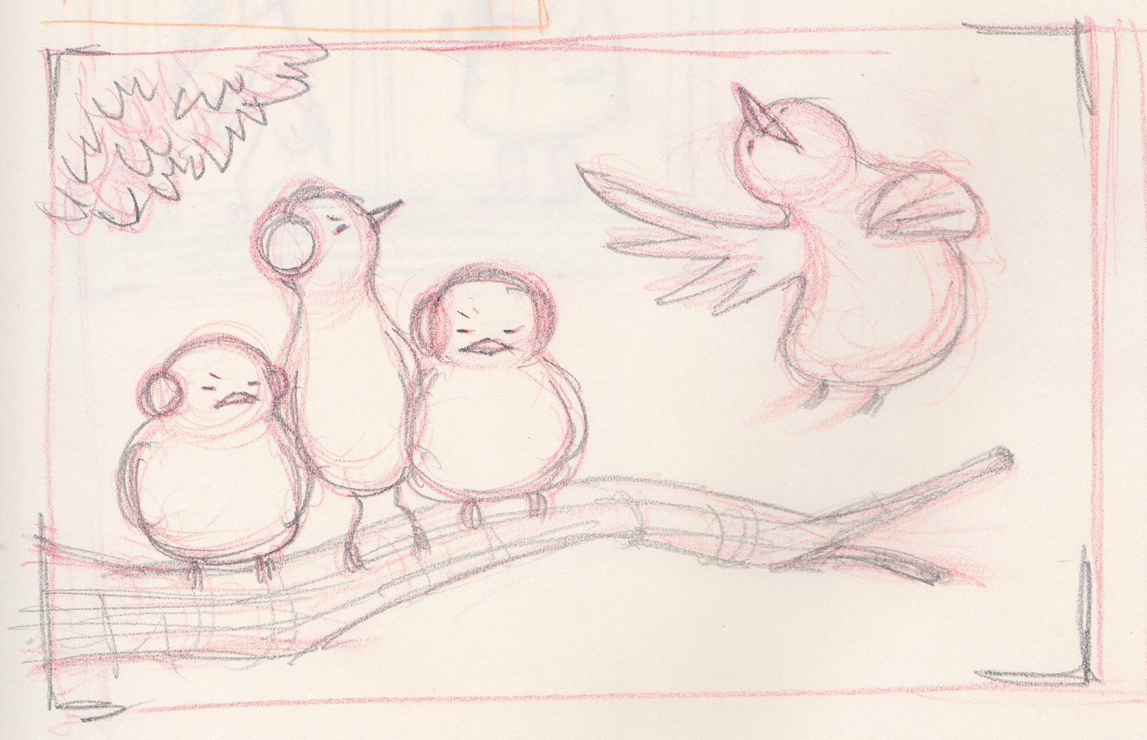 Loud Singing Bird - image 6 - student project