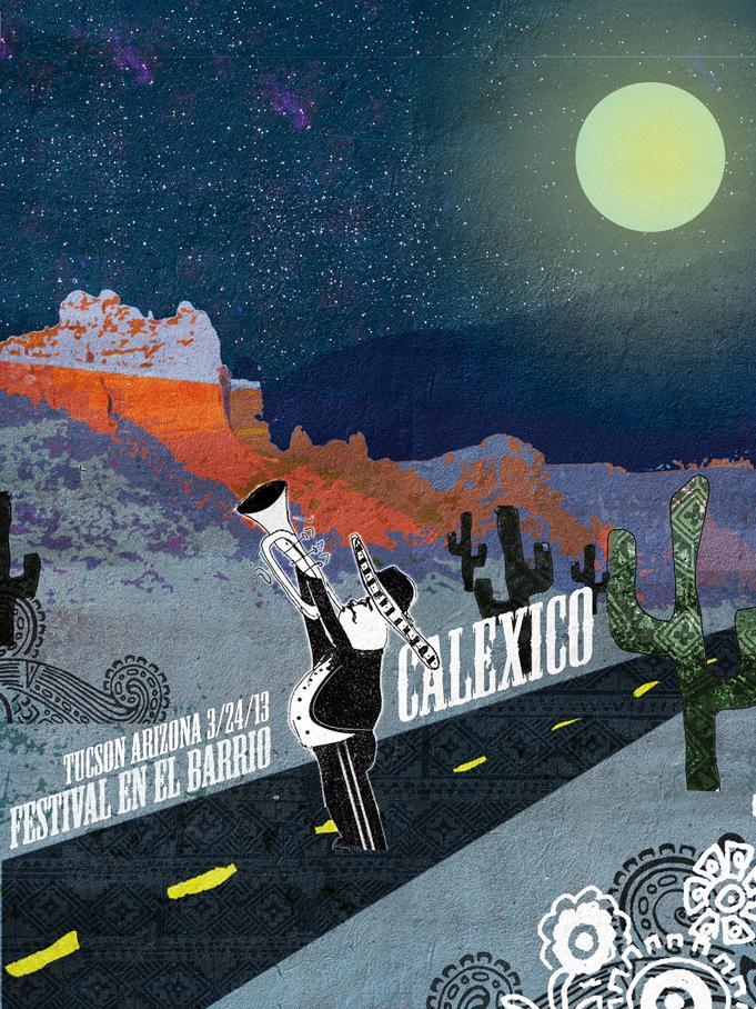 Calexico: Fiesta En El Barrio - image 1 - student project