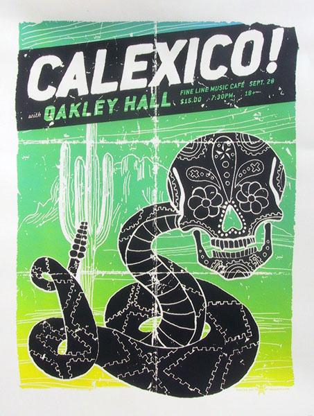 Calexico: Fiesta En El Barrio - image 11 - student project