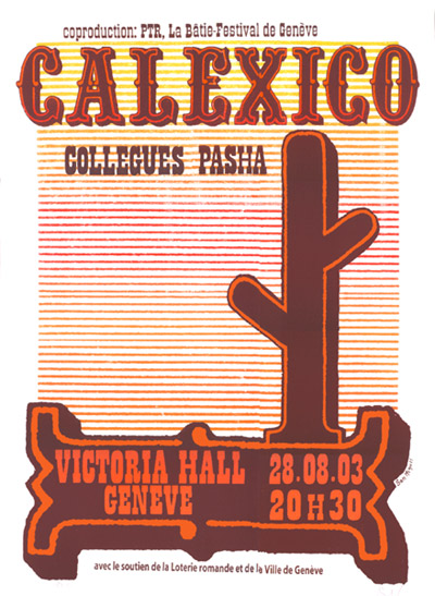 Calexico: Fiesta En El Barrio - image 13 - student project