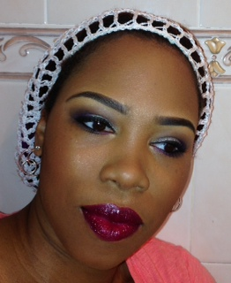 Sultry Smokey Date look - image 1 - student project