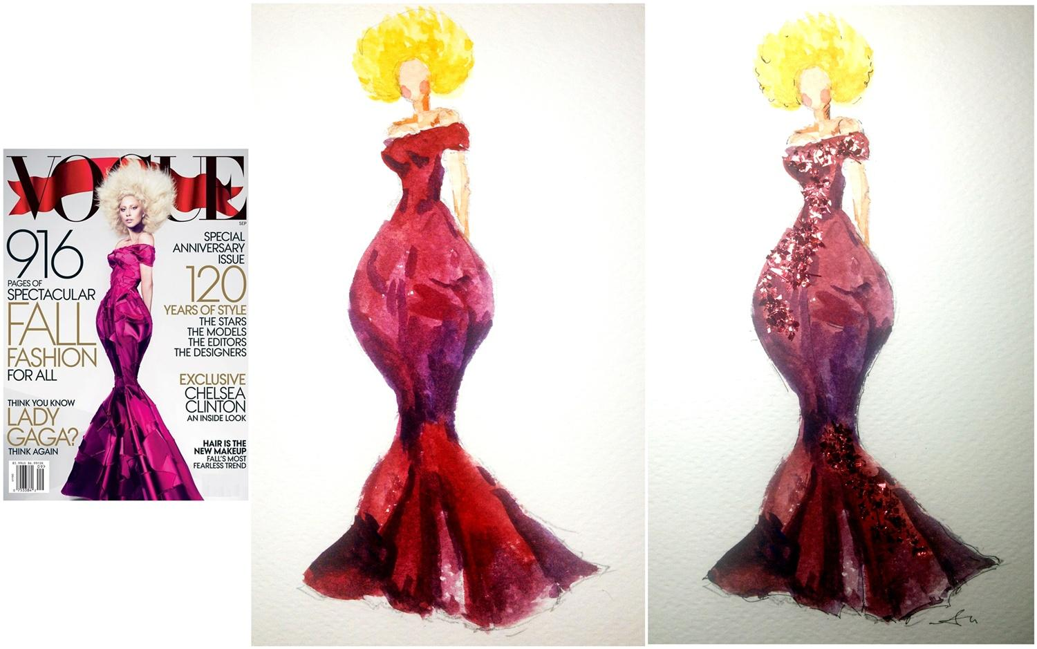 //New works!!// Texture. Color. Glamorous. - image 2 - student project