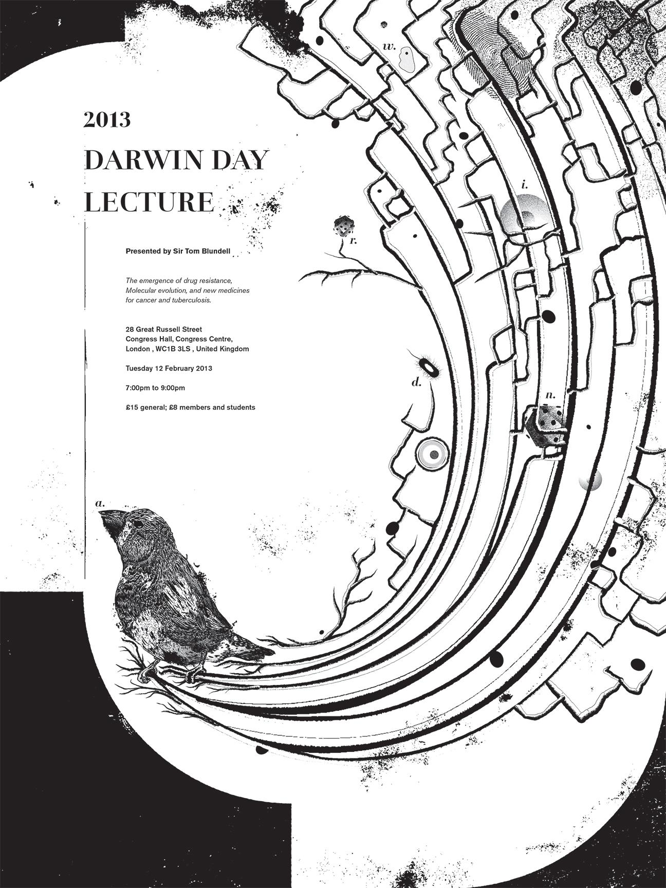 2013 Darwin Day Lecture by Richard Dawkins - image 1 - student project