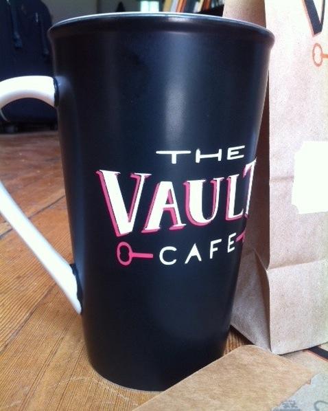 The Vault Cafe - Label Design - image 9 - student project