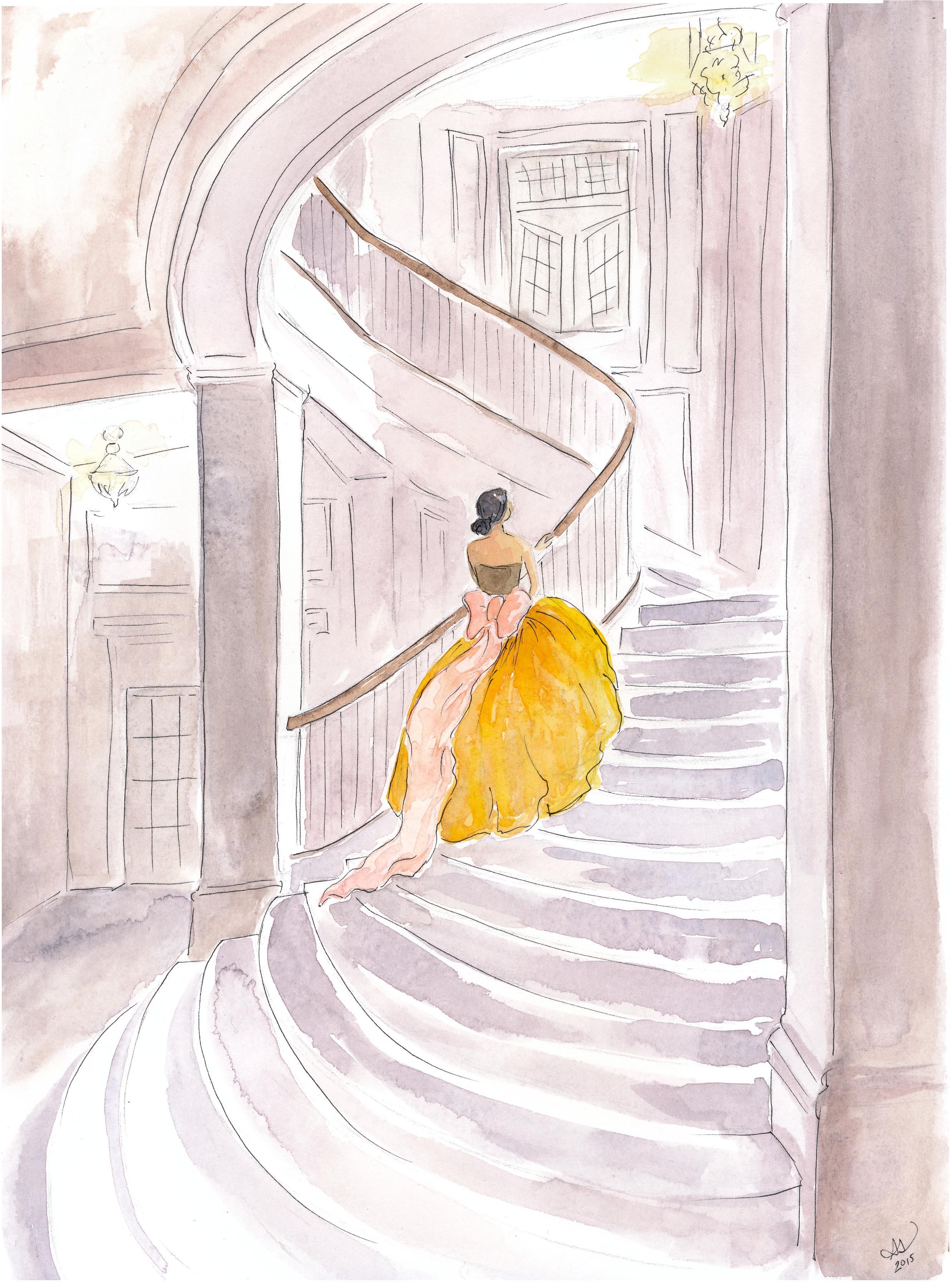 Cinderella - image 1 - student project