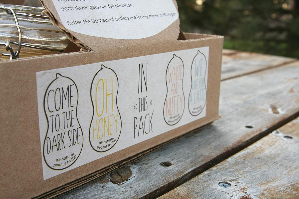 Peanut Butter Packaging - image 6 - student project