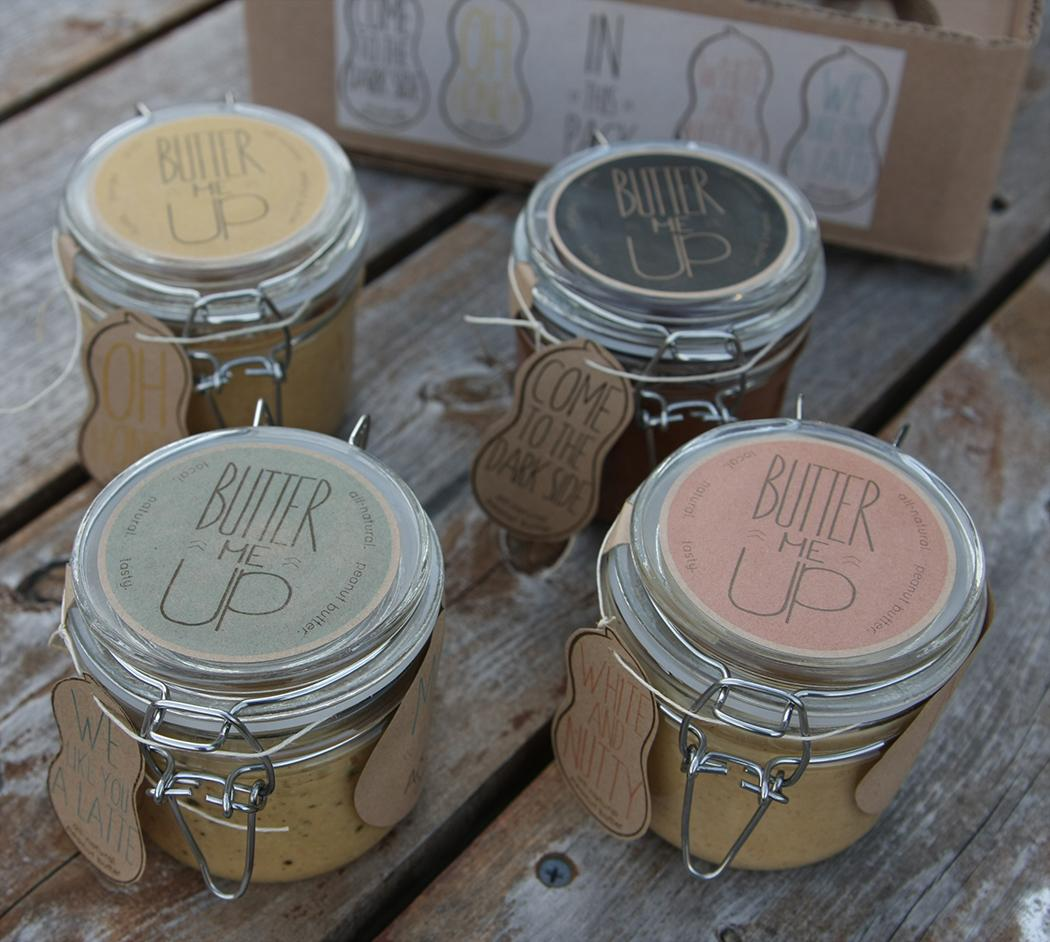 Peanut Butter Packaging - image 2 - student project