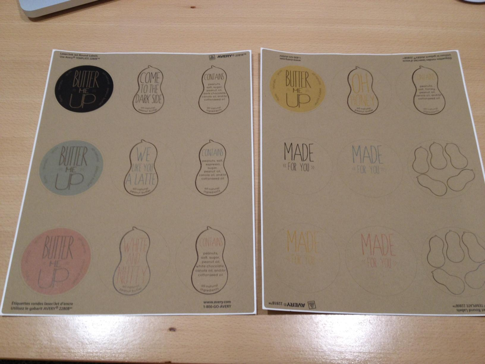 Peanut Butter Packaging - image 7 - student project
