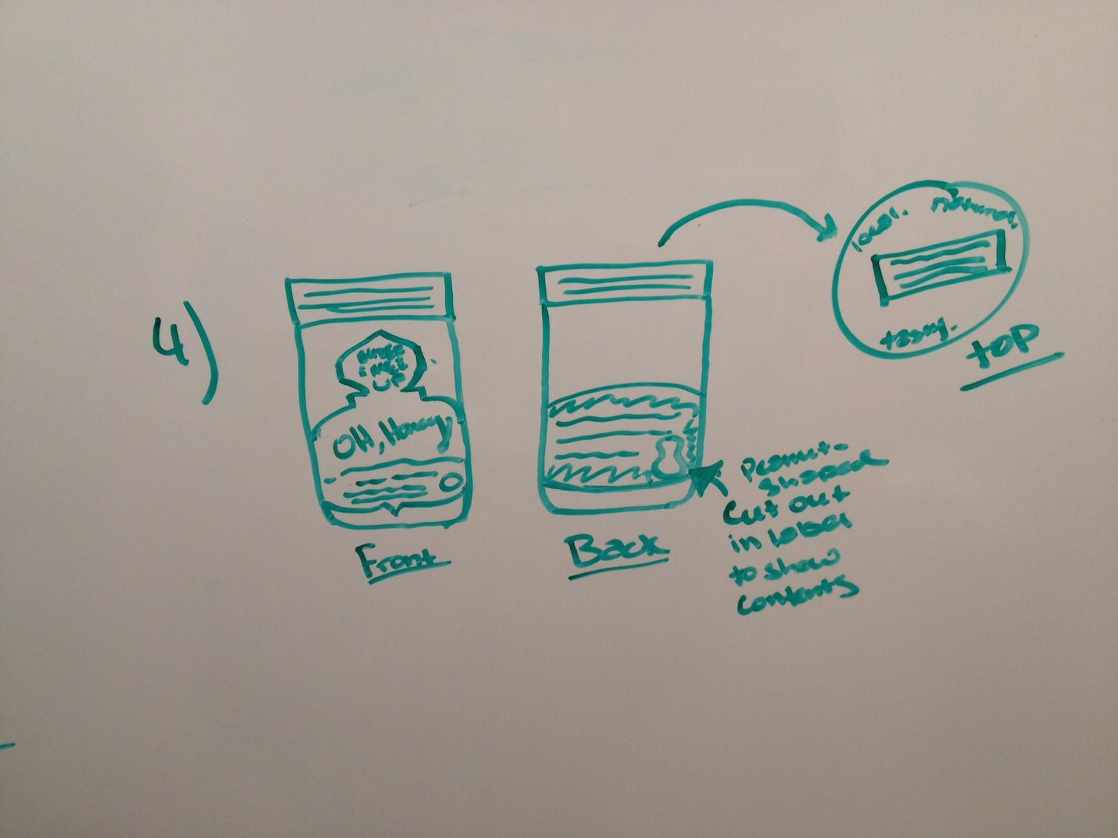 Peanut Butter Packaging - image 22 - student project
